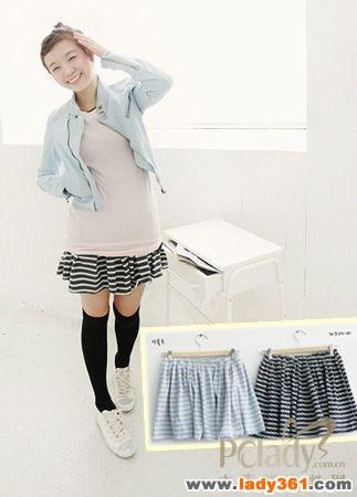 可爱小公主的6款mini裙