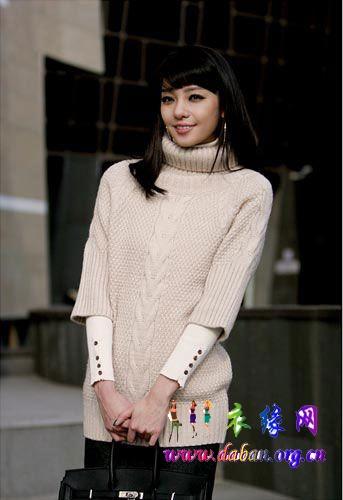 韩国服装气质搭配图片